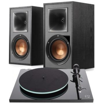 Rega Planar 2 (P2) + Klipsch R-51PM + Szczoteczka Monolith Audio Zen + Pro-Ject Clean It GRATIS!