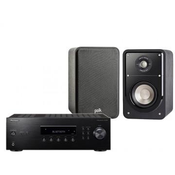 Pioneer SX-10AE + Polk Audio Signature S20