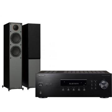 Pioneer SX-10AE + Monitor Audio Monitor 200